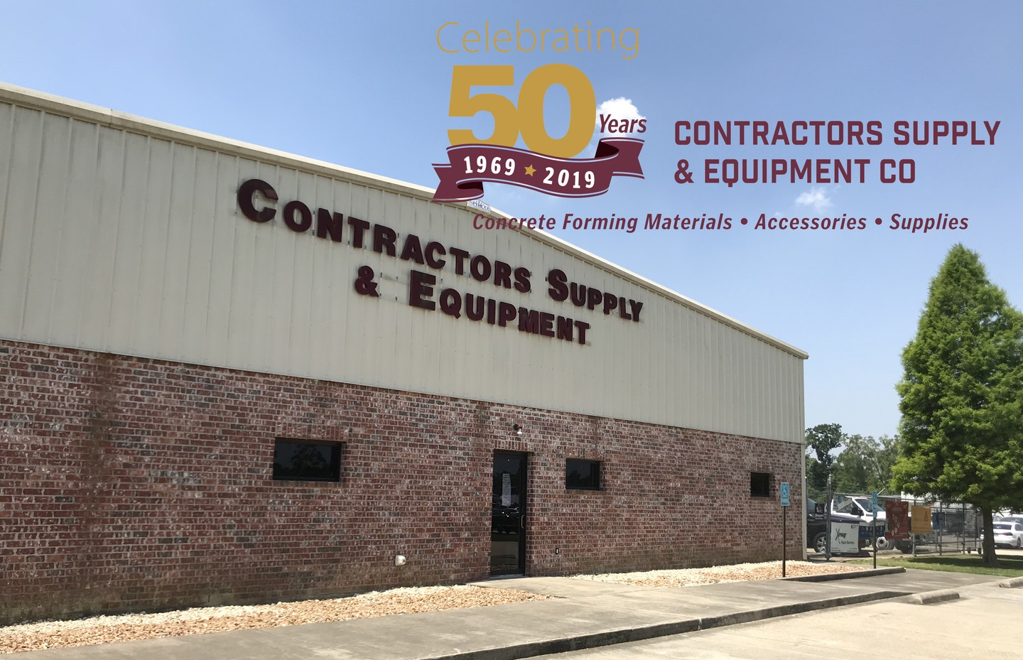 CS&E — Contractors Supply & Equipment